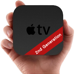 AppleTV 2nd Generation